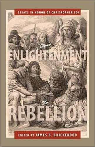 From Englightenment To Rebellion Cover